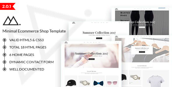 Mira - Fashion HTML Template