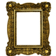 Vintage golden frames - PhotoDune Item for Sale