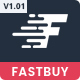 Fastbuy - Electronics Furniture Book Store HTML Template