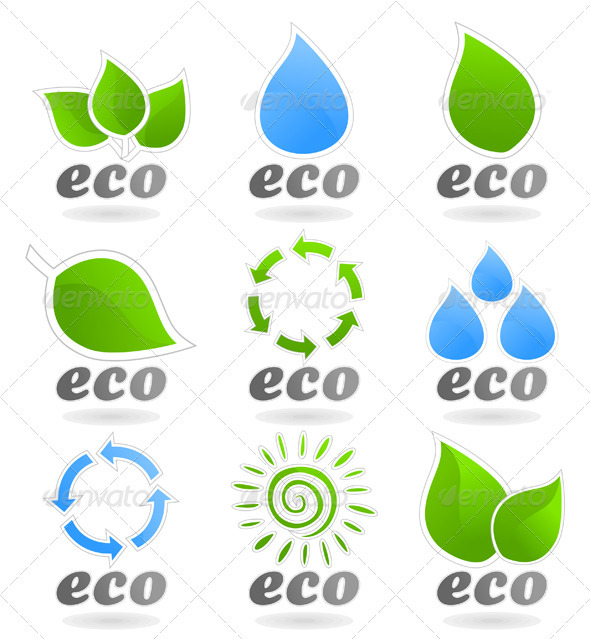 Ecology icon - Flowers & Plants Nature
