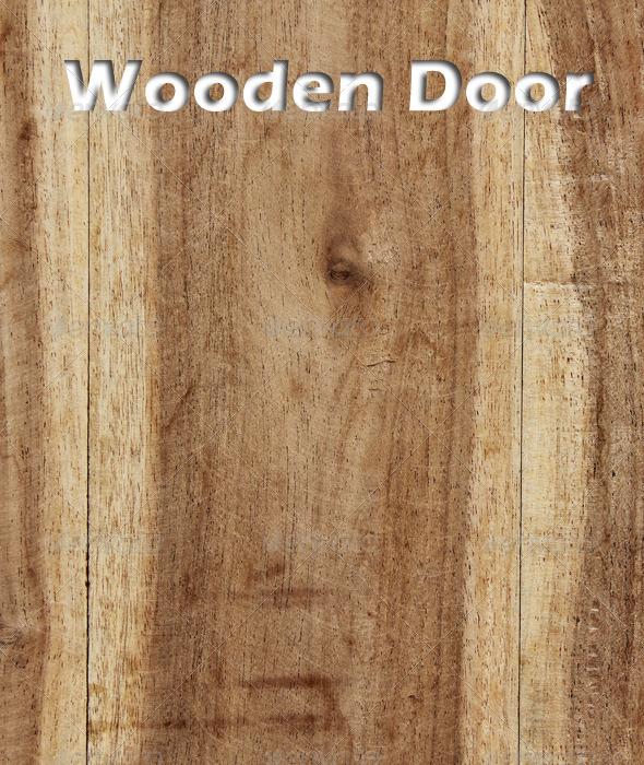 Wood Door - Wood Textures