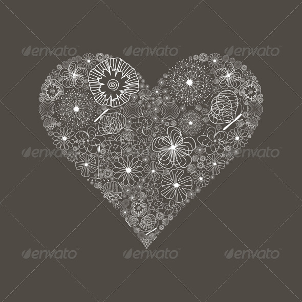 Wedding heart6 - Valentines Seasons/Holidays