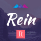 Rein - Minimal Lightweight Dark Theme for WordPress