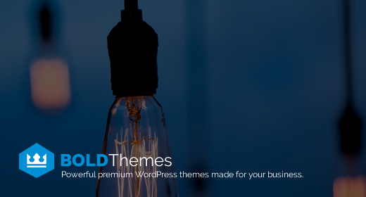 Bold Themes for Business