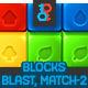Blast Game Blocks Set