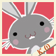 cute bunny rabbit vector - GraphicRiver Item for Sale
