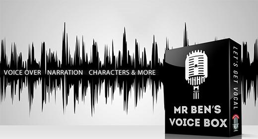 Short Male Voice Clips