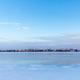 qarhan salt lake industrial landscape in sunset - PhotoDune Item for Sale
