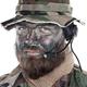 Commando soldier isolated shoulder studio portrait - PhotoDune Item for Sale