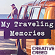Traveling Slideshow / Memories Photo Album / Family and Friends / Adventure and Journey - VideoHive Item for Sale