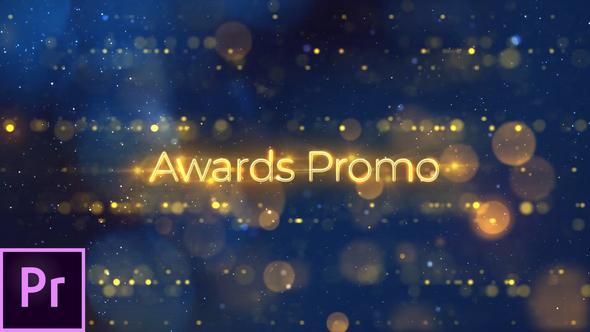 Awards Promo – Premire Pro