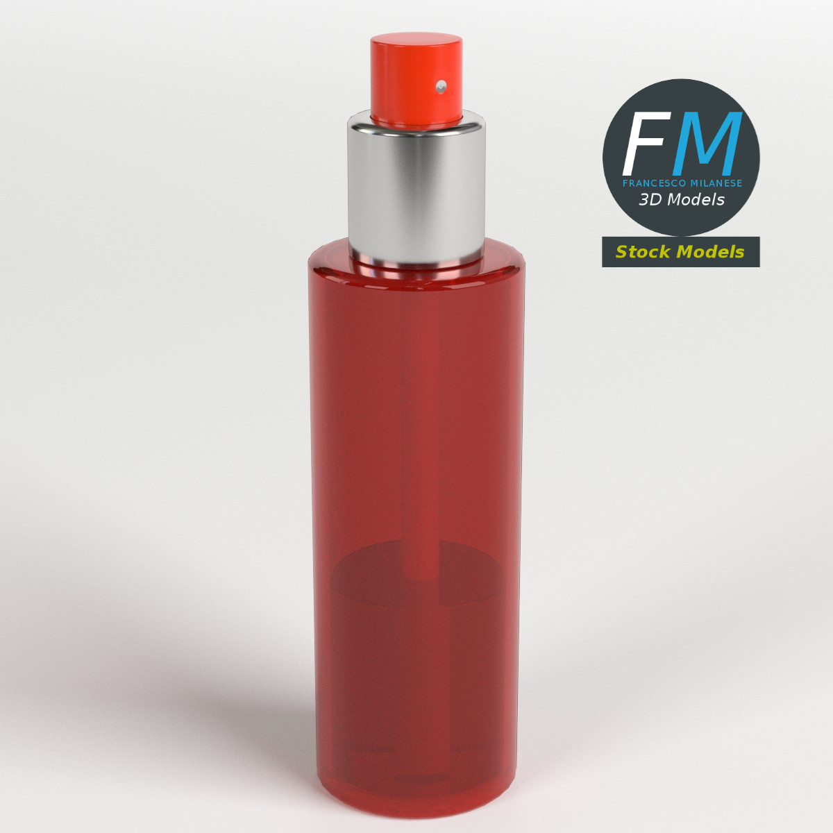 Cosmetics bottle 1