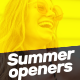 Days of Summer Special openers v2 - VideoHive Item for Sale