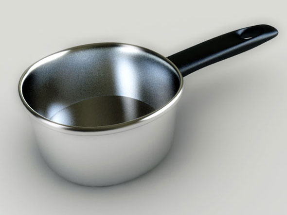 Cooking Pot / 3Ds Max - 3DOcean Item for Sale