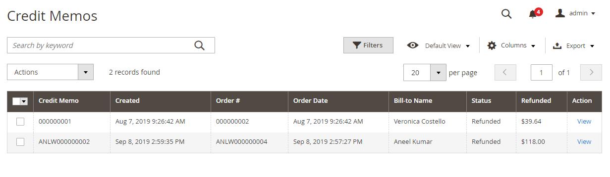 Magento2 Custom Order Number Extension - 5
