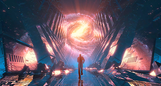 Sci-Fi, Space, Trippy, Psychedelic Loops