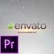 Simple Quick Logo - Premiere Pro - VideoHive Item for Sale