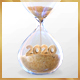 Hourglass New Year 2020 - VideoHive Item for Sale