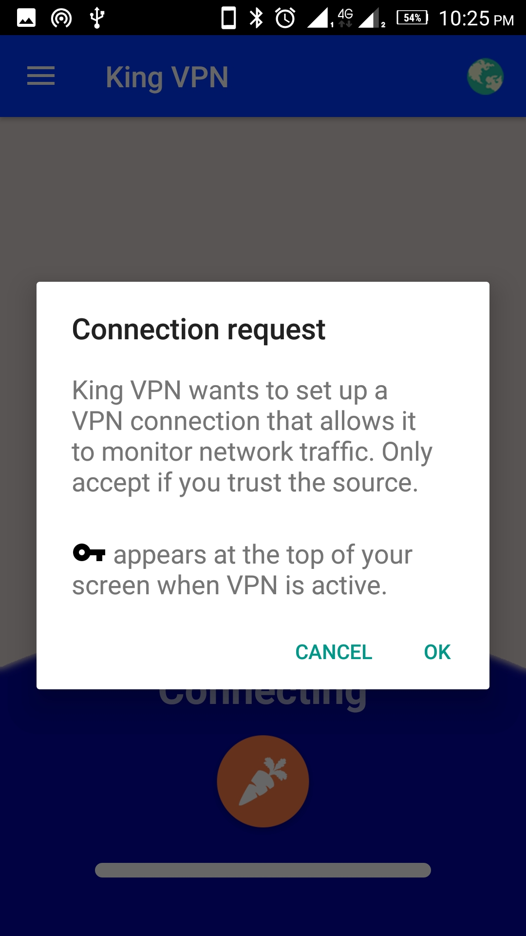 King VPN Super Faster Server VPN Apps