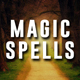 Electric Spark Magic Spell