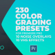 230 Cinematic Color Presets - VideoHive Item for Sale