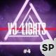 VJ Neon Triangular Lights Loops Ver.4 - 3 Pack - VideoHive Item for Sale