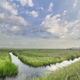 green pastures , beautiful sky and river - PhotoDune Item for Sale