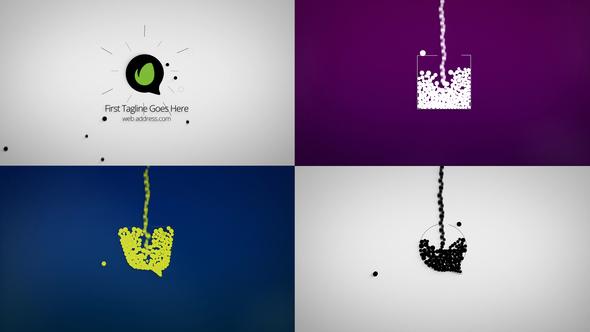 Dynamic Minimal Logo Reveals Set Download