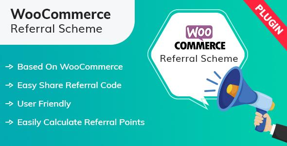 WooCommerce Referral Scheme WordPress Plugin