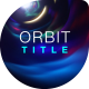 Orbit Cinematic Titles - VideoHive Item for Sale