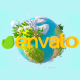 Cartoon Earth Logo - VideoHive Item for Sale