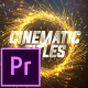 Cinematic Trailer Titles - Premiere Pro - VideoHive Item for Sale