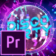 Disco Party Opener - Premiere Pro - VideoHive Item for Sale