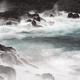 La Palma Cliff And Waves Long Exposure, Spain - PhotoDune Item for Sale