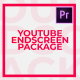 Youtube Endscreen Pack - VideoHive Item for Sale