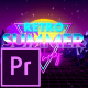 Retro Summer Party Opener - Premiere Pro - VideoHive Item for Sale