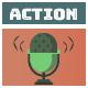 Rock Action Intro Kit
