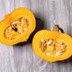 Slised hokkaido pumpkin - PhotoDune Item for Sale