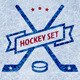 Hockey Vector Set - GraphicRiver Item for Sale