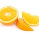 Orange fruit isolated on a white background - PhotoDune Item for Sale