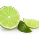 Lime fruit isolated on a white background - PhotoDune Item for Sale