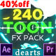 240 Toon FX Pack - VideoHive Item for Sale