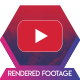 Youtube Subscribe Button - VideoHive Item for Sale
