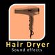 Hair Dryer Sound
