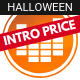 Halloween Spooky & Fun Logo