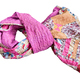 tied stitched patchwork scarf from various strips - PhotoDune Item for Sale
