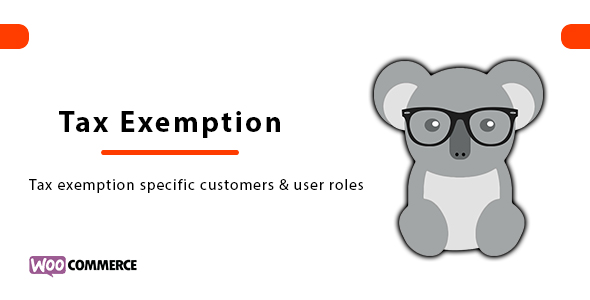 Download WooCommerce Tax Exempt: Vat Exempt Customers & Role Plugin Free Nulled
