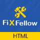 Fixfellow - Tools and Handyman Template