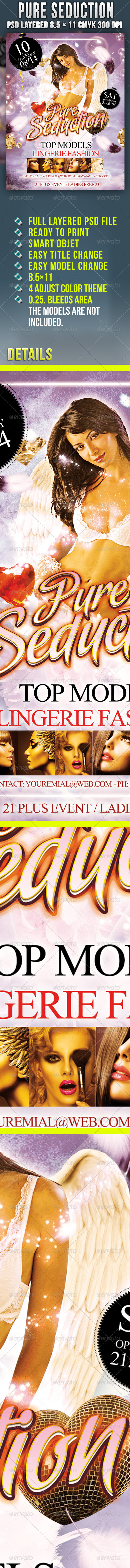 Pure Seduction - Clubs & Parties Events