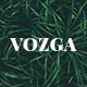 Vozga - OnePage Creative Agency Parallax template